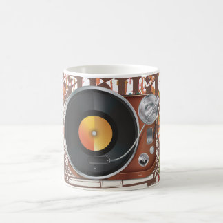 DJ Music Player Magic Mug