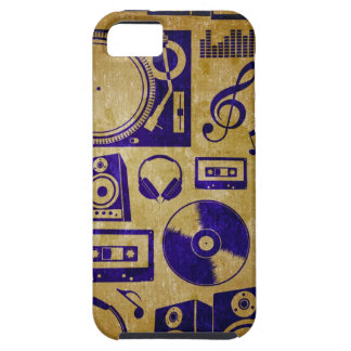 dj music vintage case iphone