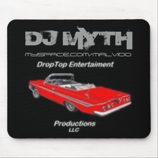 DJ MYTH MOUSE PAD