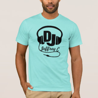 Dj clothing apparel zazzle Dj t shirt design