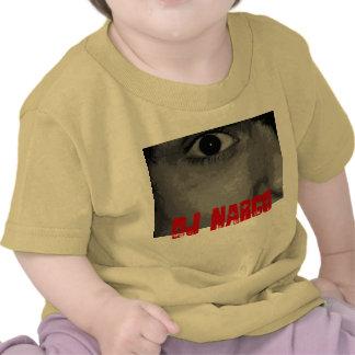 DJ Narco Camisetas
