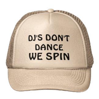 DJ NO BAILAN GORRO
