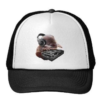 DJ None Otter Trucker Hat