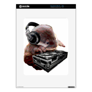 DJ None Otter Skin For The iPad