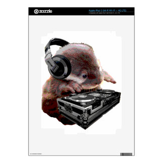 DJ None Otter Skins For iPad 3