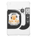 DJ octopus iPad Mini Cases