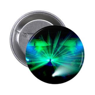 DJ On The Decks badge/button