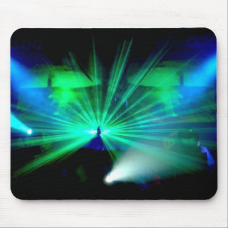 DJ On The Decks mousepad