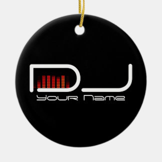 DJ Ornament