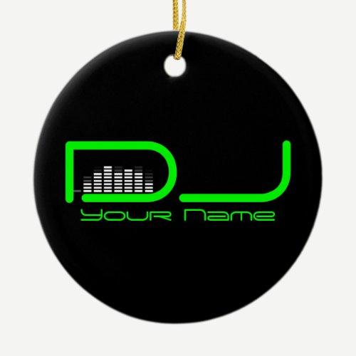 DJ Ornament