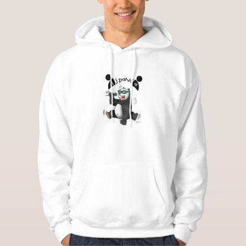 dj panda hoodie