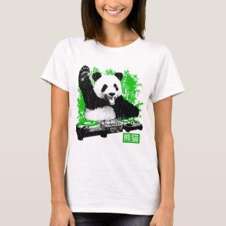 DJ Panda (vintage distressed look) T-Shirt