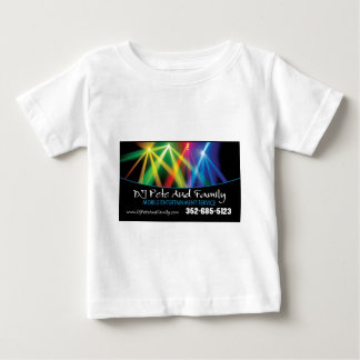 DJ Pete And Family Baby T-Shirt
