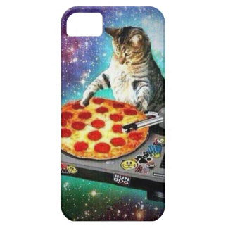 Dj Pizza Cat In space case