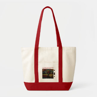 DJ PLEASE TOTE BAG