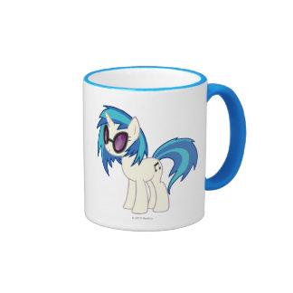DJ Pon-3 Ringer Coffee Mug