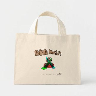 Dj Potato! Mini Tote Bag