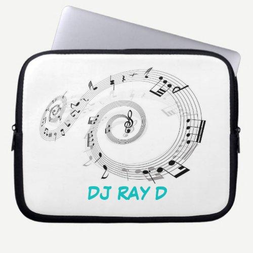 DJ RAY D Laptop case