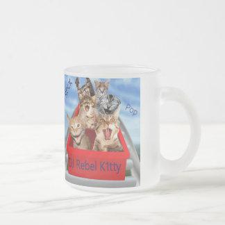 Dj Rebel Kitty's Scribbles Radio Mug