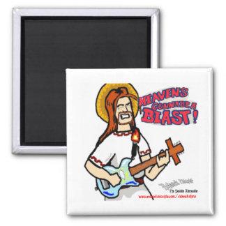 DJ Redneck_Disciple Magnet