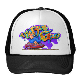 DJ ROB GEE TRUCKER HAT