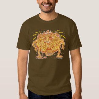 DJ Robot Tee Shirt