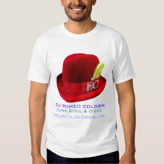 DJ Romeo Cologne Red Hat T Shirt