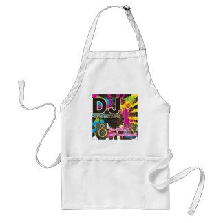 DJ saved my life Adult Apron
