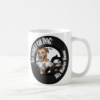 Dj Scratchdog Mix Master Meow Real Mug
