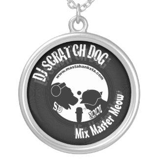 DJ Scratchdog Necklace