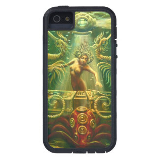 DJ Seahorse Cover For iPhone 5/5S