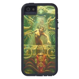 DJ Seahorse iPhone 5 Case