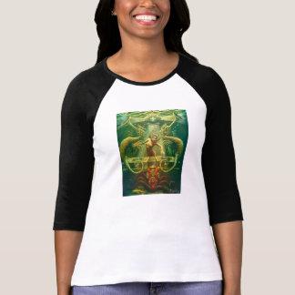 DJ Seahorse Tee Shirt