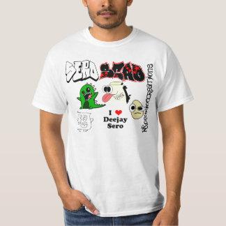 "Dj Sero ""RosarioCreations"" T-Shirt"
