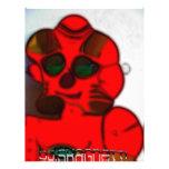 DJ.SK Deformed Robot Custom Flyer