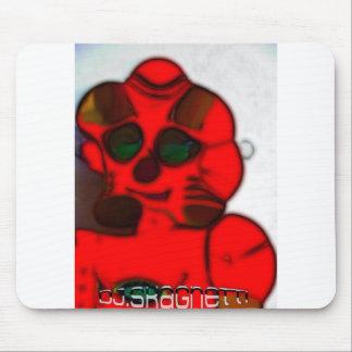DJ.SK Deformed Robot Mouse Pad