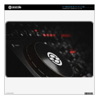 dj Skin For Laptop MacBook Air Skins