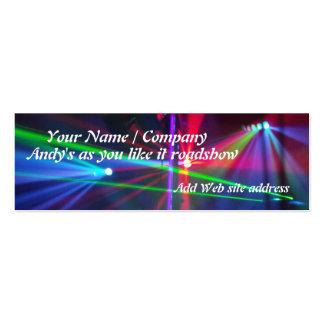 DJ Skinny Business Card 3