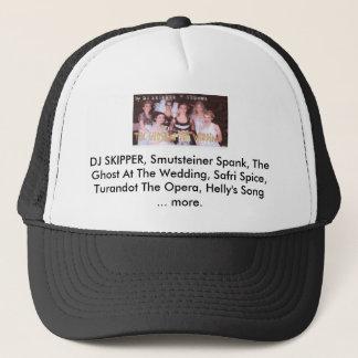 DJ SKIPPER, Smutsteiner Spank, The Gh... Trucker Hat