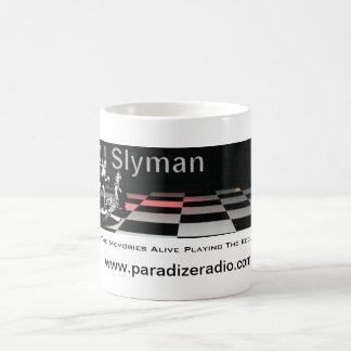 DJ Slyman KoolKlassic Mug