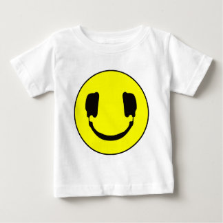 DJ smiley T Shirt
