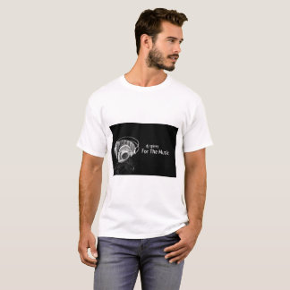 """dj spivey """"For The Music"""" (Limited Edition) T T-Shirt"""