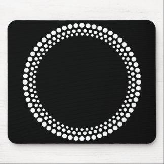 DJ Strobe Pattern Mousepads