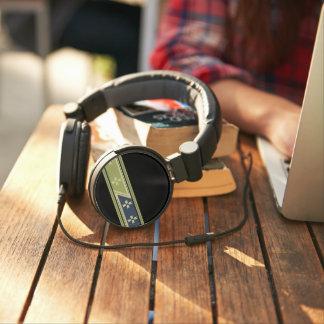 DJ Style Headphones WIDE LINE LAYOUT