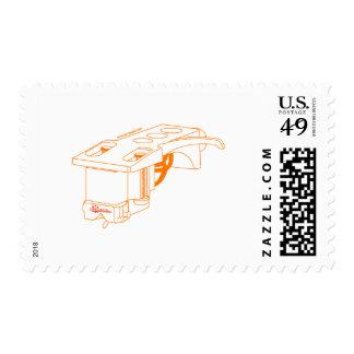 DJ Stylus - Disc Jockey Turntable Deck Vinyl Postage