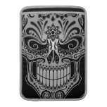 DJ Sugar Skull, dark MacBook Air Sleeves