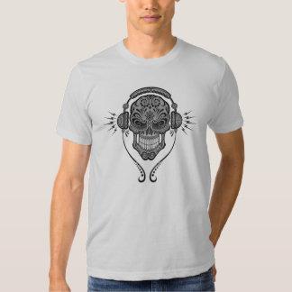 DJ Sugar Skull T Shirt