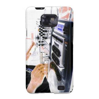 DJ System! Samsung Galaxy SII Covers