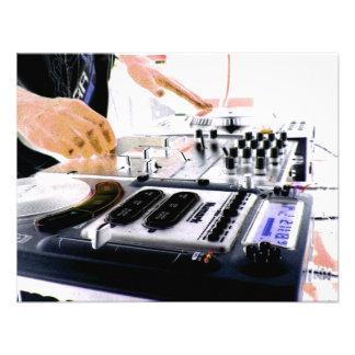 DJ SYSTEM CUSTOM ANNOUNCEMENT