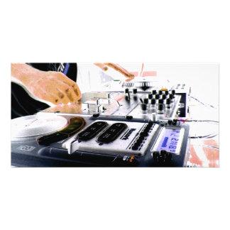 DJ SYSTEM PHOTO CARD